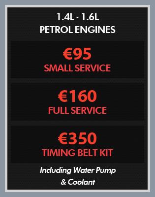 Medium Petrol Engines Servicing